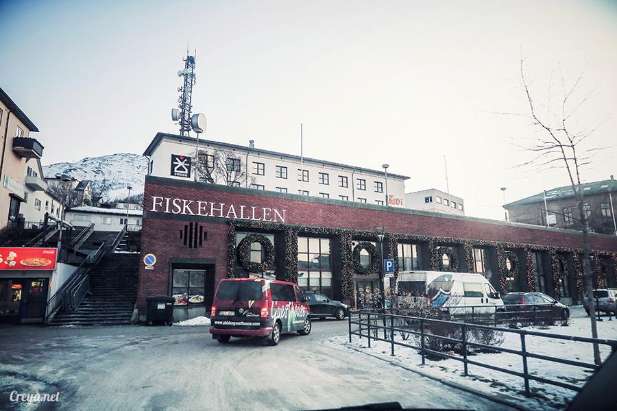 2016.02.23  看我歐行腿   阿呀~一不小心就從瑞典到了挪威, Narvik 小鎮遇見地理課本中的峽灣 26.jpg
