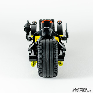 REVIEW LEGO 76053 Batman Gotham City Cycle Chase (HelloBricks)