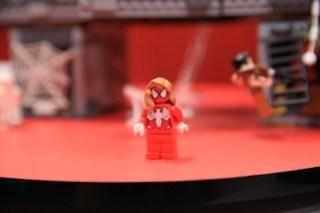 LEGO Marvel 76057 Spider-Man Web Warriors Ultimate Bridge Battle 7