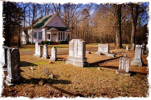 Ebenezer Methodist Church, Anderson County