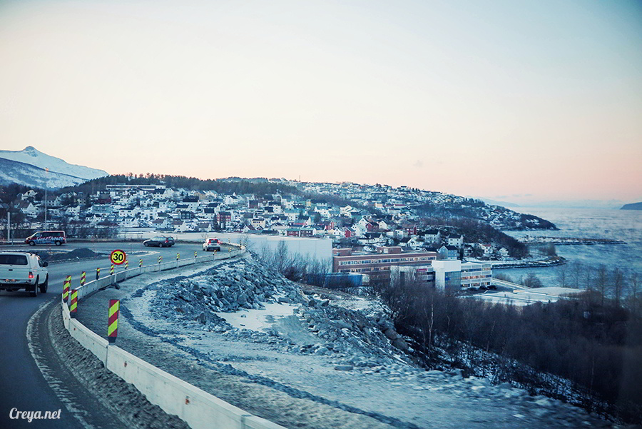 2016.02.23  看我歐行腿   阿呀~一不小心就從瑞典到了挪威, Narvik 小鎮遇見地理課本中的峽灣 25.jpg