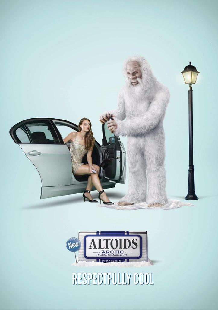 Altoids Artic - Respectfully Cool 1
