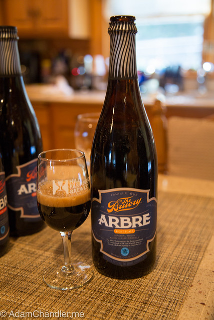 The Bruery Arbre - Light Toast