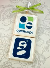 "2.5"" shortbread corporate cookies"