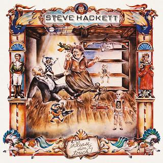 Steve Hackett Vinyl Box Set And Deluxe Cd Dvd Releases