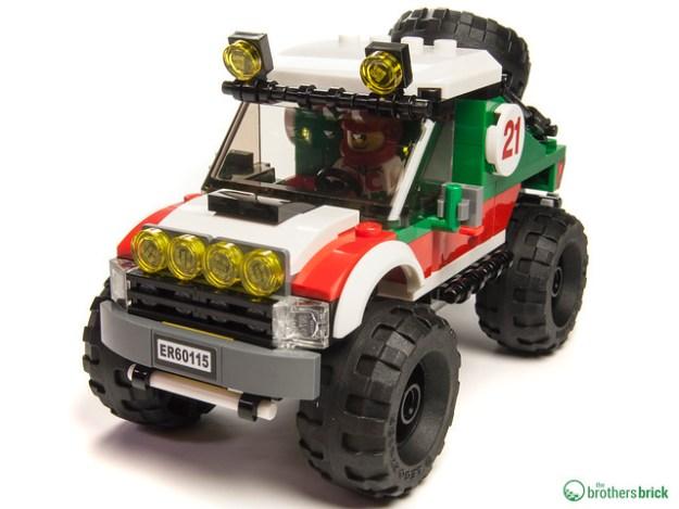 60115 4x4 Off Roader