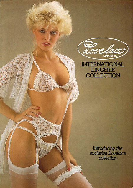 Sears Underwear Girl Old Catalog