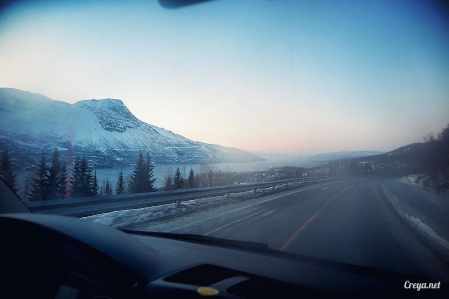 2016.02.23| 看我歐行腿 | 阿呀~一不小心就從瑞典到了挪威, Narvik 小鎮遇見地理課本中的峽灣 18.jpg