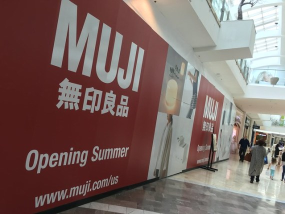 Muji - Westfield Garden State Plaza