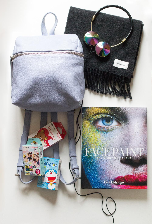 bagflatlay