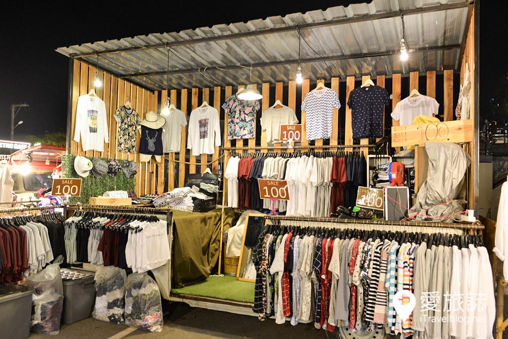 曼谷拉差达火车夜市 Train Night Market Ratchada 38