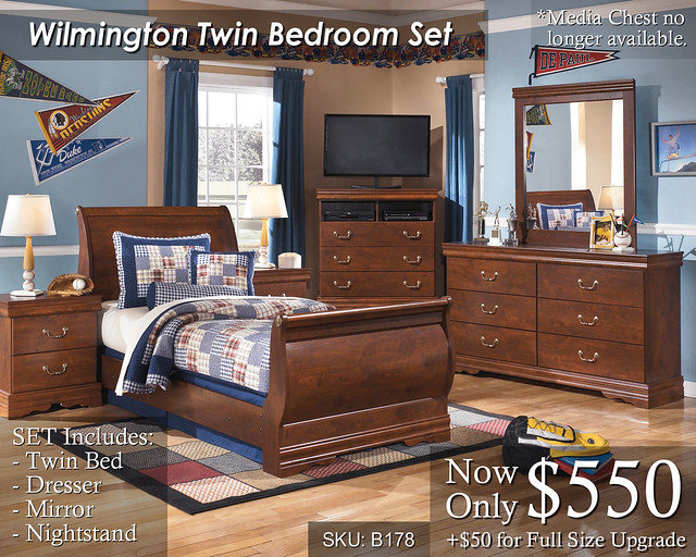 Wilmington Youth Bed Set