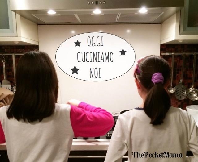 Cucinare con i bambini sperimentare giocare e pulire for Cucinare x bambini