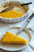 Ricotta almond lemon cake