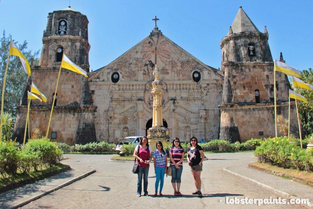 Miag-ao Church | Iloilo, Philippines