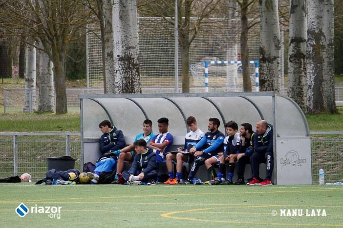 Deportivo Cadete B: Fase de Plata de la Desafío Cup