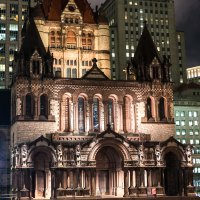 0316 - Trinity Church - Boston
