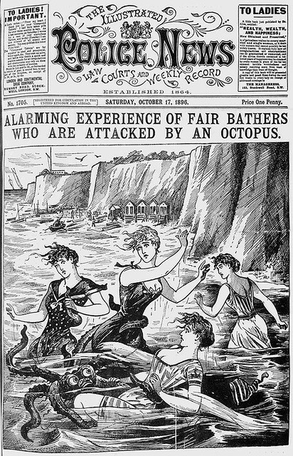 The Illustrated Police News  October 17 1896