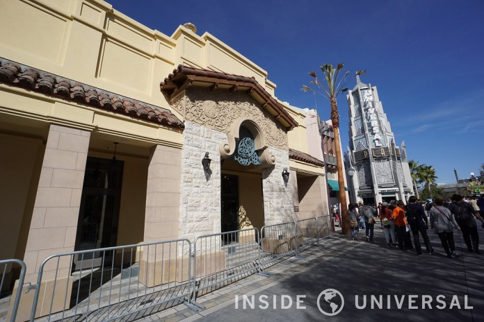 Photo Update: February 20, 2016 - Universal Studios Hollywood - Universal Blvd