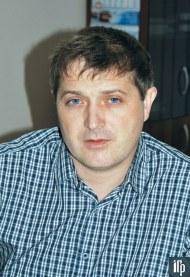 Евгений Потылицин, заместитель директора по эксплуатации МП «Специализированное автотранспортное предприятие (САТП)»