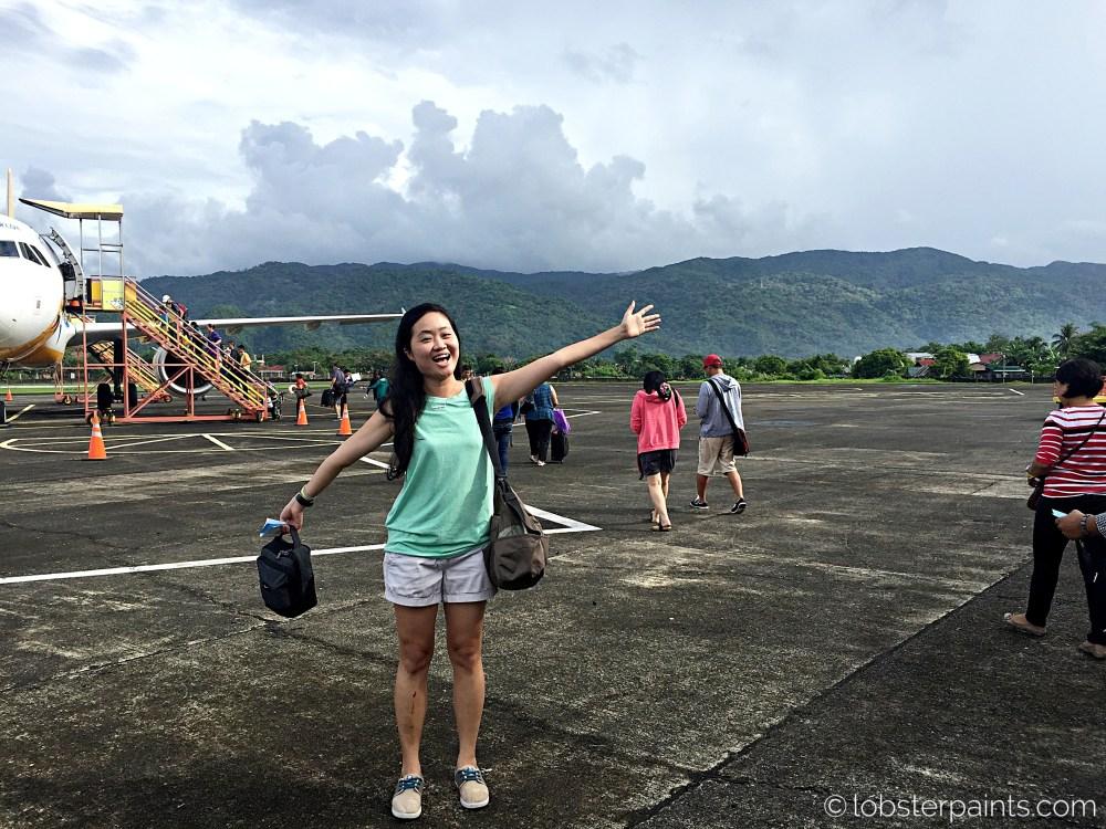 14 October 2015: Virac Airport | Catanduanes, Bicol, Philippines