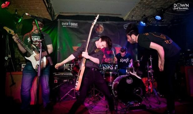 Metal 2 The Masses Ireland 2016 - Heat 3