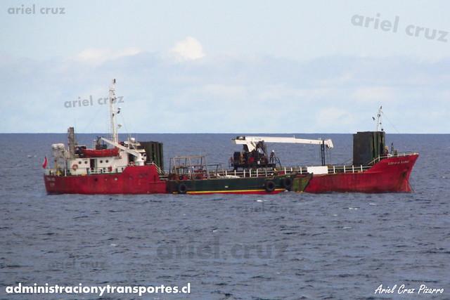 Iorana Cargo - Naviera Iorana