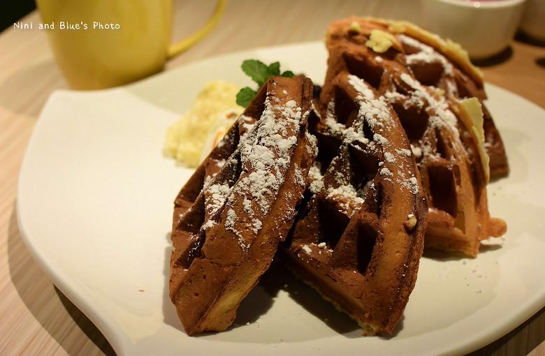 台中科博館早午餐In Cafe 浸在咖啡05