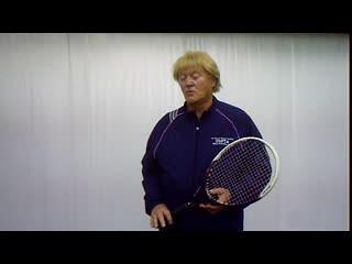 Tennis Singles Strategy