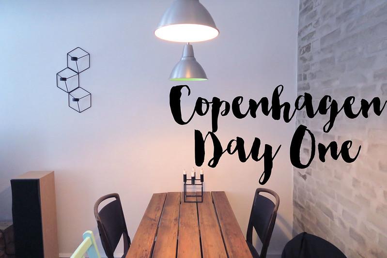 Copenhagen Day One