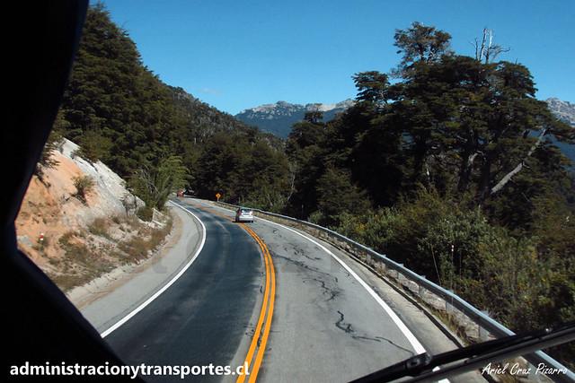 Parque Nacional Nahuel Huapi / Ruta Nacional 231 AR - HSGG45 HSGG45