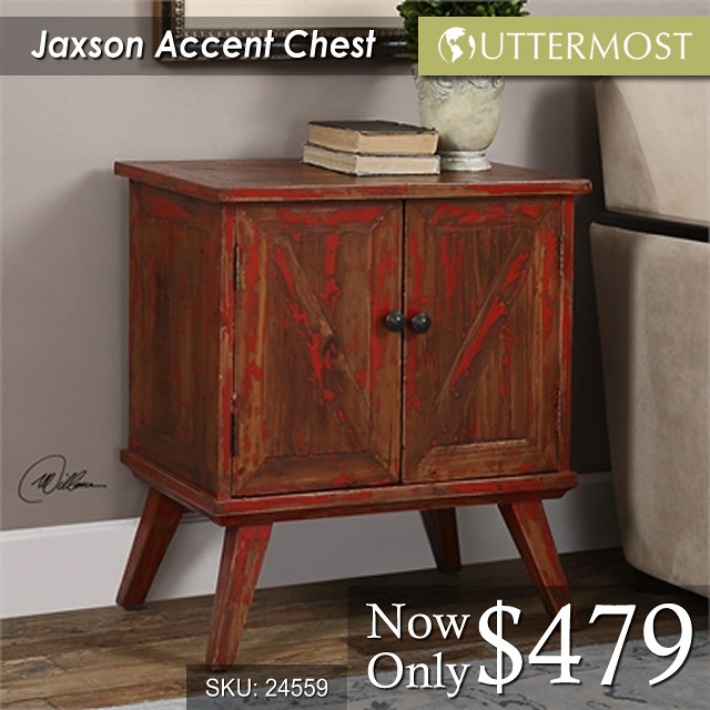 24559 Jaxson Accent Chest $479