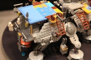 LEGO Star Wars 75157 Captain Rex's AT-TE Walker 6