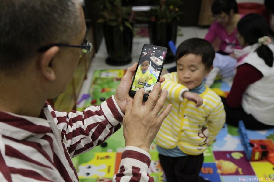 [體驗]「ASUS ZenFone 2 Laser 6吋(ZE601KL)」&「4G LTE雙卡手機」雷射對焦功能讓爸爸跟模糊照片說再見 @VIVIYU小世界