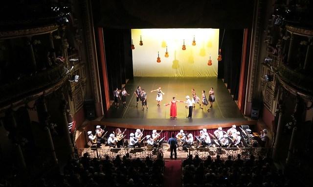 performance amazonas theater manaus