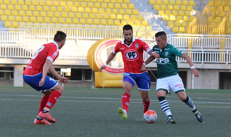 Unión La Calera 3-3 Santiago Wanderers