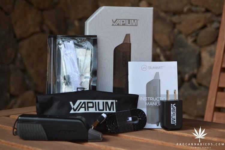 Vaporizador VAPIUM Summit (26)