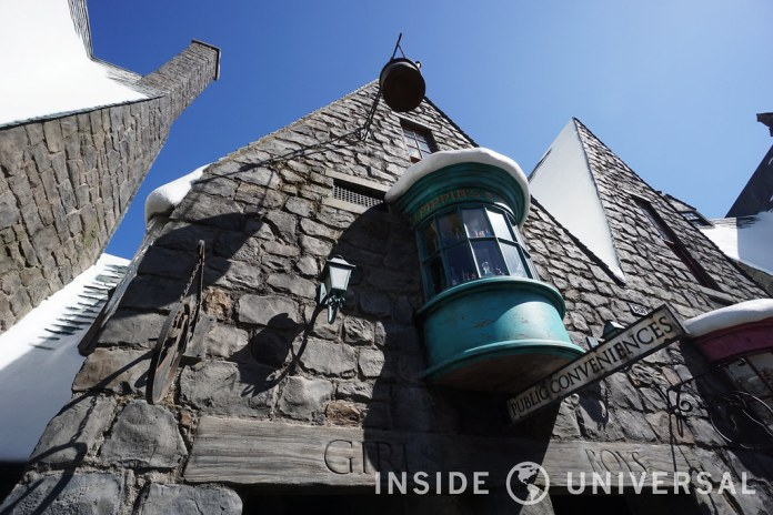 The Wizarding World of Harry Potter at Universal Studios Hollywood - Public Inconveniences