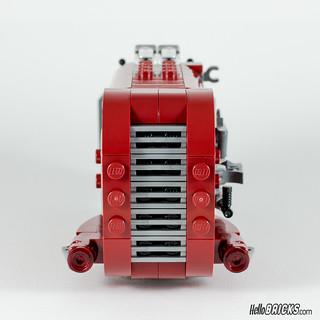 REVIEW LEGO Star Wars 75099 Rey's Speeder 17 - HelloBricks