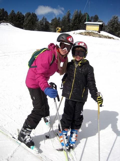 Esquí en Fontromeu
