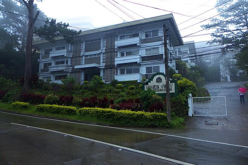 Mines View condominium