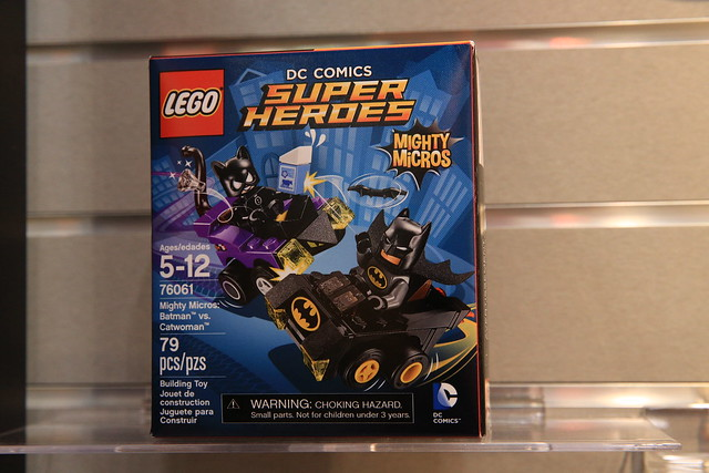 LEGO Mighty Micros 76061 Batman vs. Catwoman 1