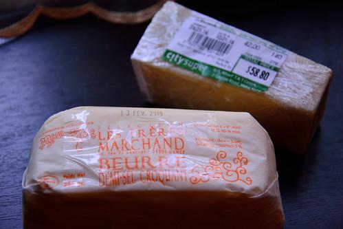 香港シティースーパーのバター