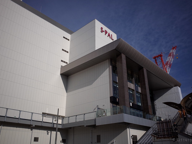 エスパル仙台東館の外観(東口から)