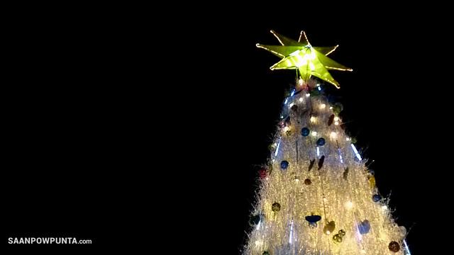 UPLB Christmas Tree