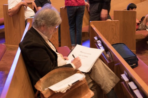 Morten Lauridsen at First Baptist Church-036