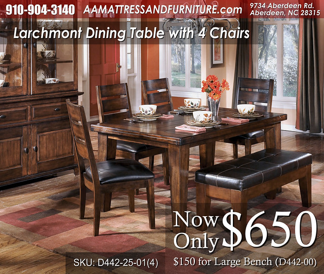 Larchmont Dining Collection WM