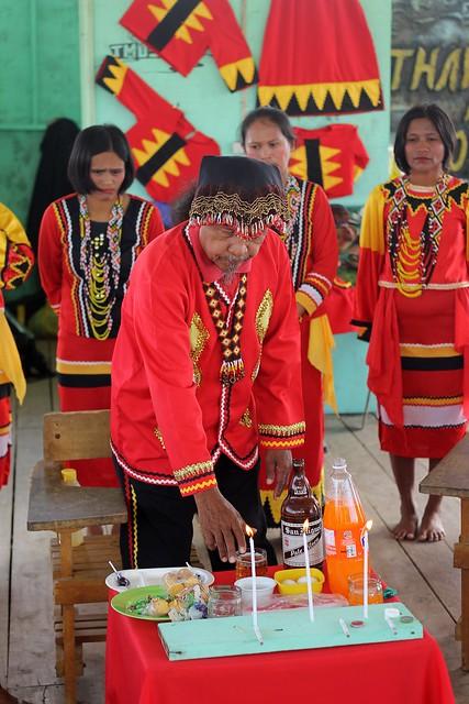 Agusan Manobo Welcome Ritual