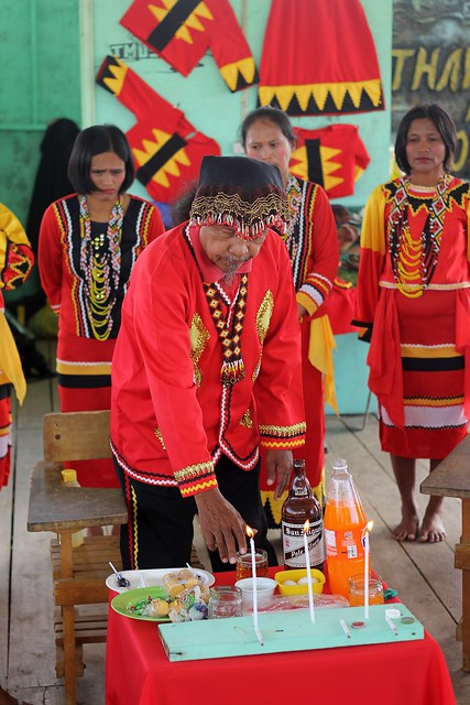 Agusan Manobo Welcome Ritual