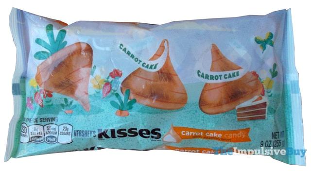 Hershey's Carrot Cake Kisses